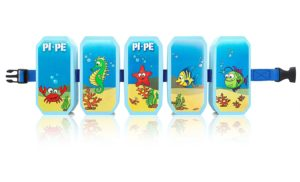 PI-PE Schwimmgürtel Kinder in blau